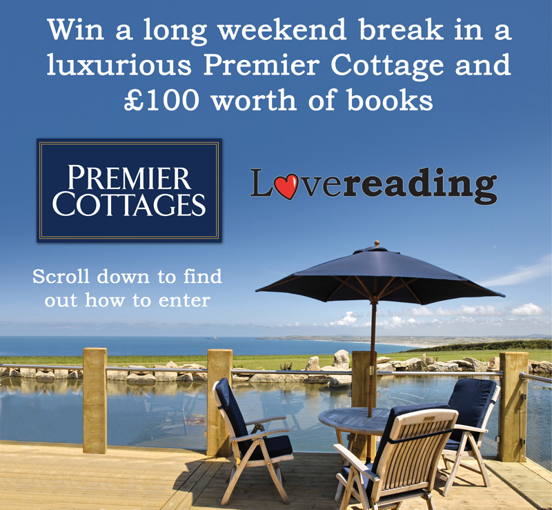 Win a weekend break and £100 of books