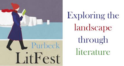 Purbeck LitFest weblogo